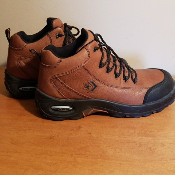 dc5e4722fe57f8 Converse Other - Converse Steel Toe Boots